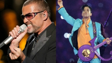George Michael, Prince, Grammys