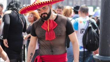 111 Photos of the 40th Annual Mexico City Pride March