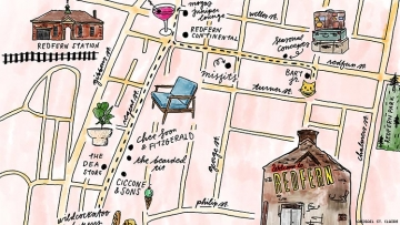 Walk the Block: Redfern