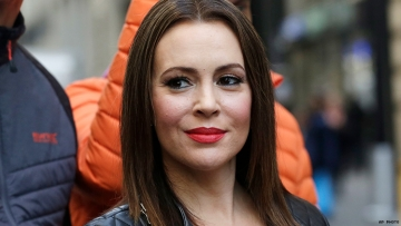 GLAAD to Award Alyssa Milano with Inaugural Ariadne Getty Ally Award