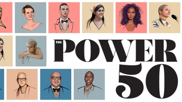 The Power 50: 2018