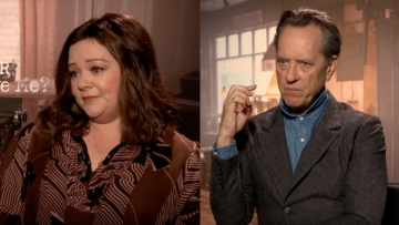 Melissa McCarthy & Richard E. Grant On 'Can You Ever Forgive Me' & Queer Loneliness
