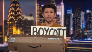 Jaboukie Young-White, Amazon, Trevor Noah, The Daily Show