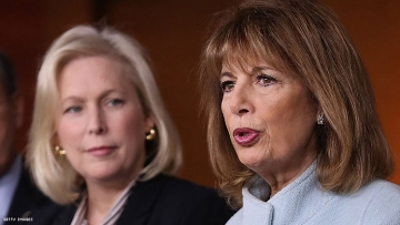 Gillibrand and Speier
