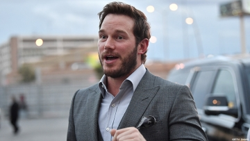 Chris Pratt denies Ellen Page's claims that Zoe Church is infamously anti-LGBTQ+.
