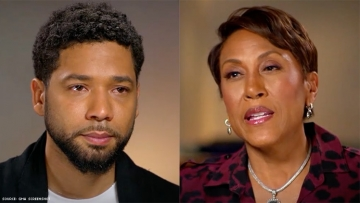 UPDATE: Jussie Smollett to Give Post-Attack Interview to Robin Roberts
