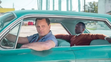 Green Book Best Picture Oscar Race