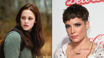 Halsey Wants to Star in a Gay 'Twilight' Reboot