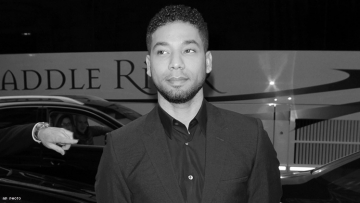 Jussie Smollett Arrested After Turning Self In To Chicago Police