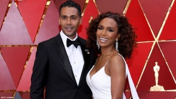 Janet Mock and Aaron Tredwell