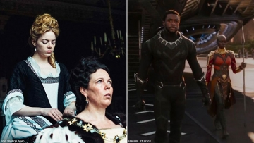 Should Black Panther or The Favourite win the Best Picture Academy Award at the Oscars?