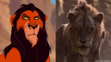 'The Lion King' Scar