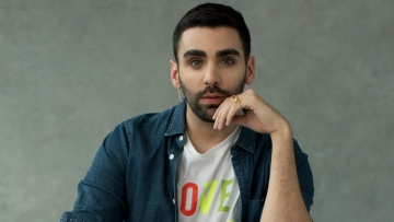 """Phillip Picardi for Express """"Love Unites"""" Collection"""