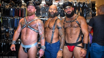 109 Photos of IML Launching Leather, Love, and Sexual Freedom