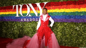 Billy Porter Sang a Song from 'Gypsy' During Tonys Commercial Break