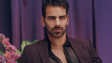 Nyle DiMarco for Out and Diet Coke