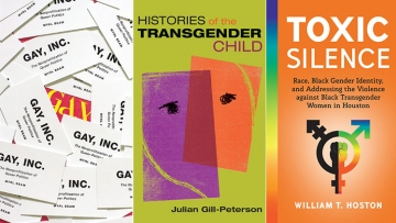 19 LGBTQ+ history books you HAVE to read.
