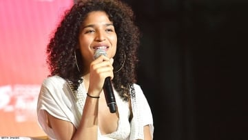 Indya Moore at Essence Fest 2019