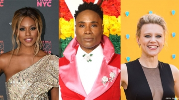 Billy Porter, Kate McKinnon, Laverne Cox, and more LGBTQ+2019 Emmy Awards nominees!