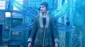 Cara Delevingne's Next Role Is a 'Pansexual Faerie'