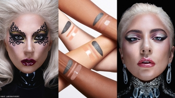 Lady Gaga's Makeup Artist Gave Me a Haus Beauty Makeover