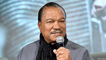 Billy Dee Williams Now Says Pansexual Lando Calrissian Was a Mistake