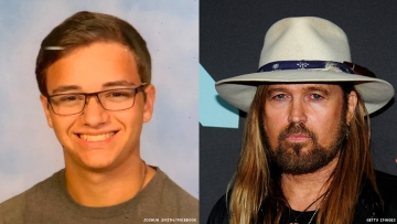 Billy Ray Cyrus Honors Bisexual Teen Who Died By Suicide