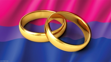 I'm Getting Married to Another Man — But I'm Still Bisexual