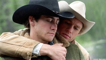 Brokeback Mountain lead.