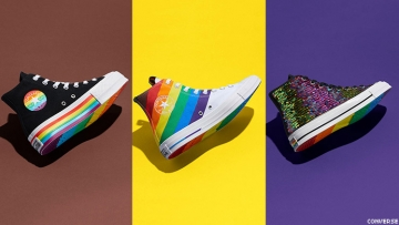 Converse and Nike Pride