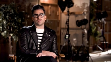 Dan Levy from an interview.