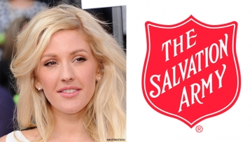 Ellie Goulding May Cancel NFL Show Over Salvation Army's Homophobia
