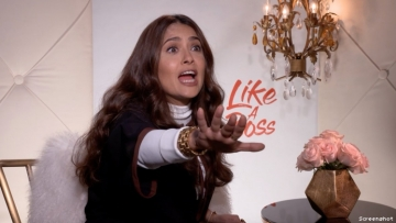Salma Hayek's 'Like a Boss' Character Was Inspired by Drag Queens
