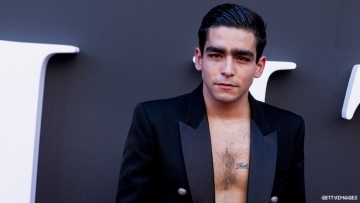 Omar Ayuso on a Red Carpet