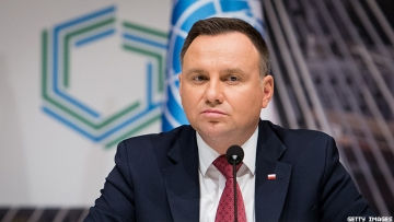 Poland President Andrzej Duda promises new crackdown on LGBGTQ+ community, no marriage equality or child adoption, if re-elected.