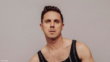 Jake Shears Is Back with a Band, but It Isn't Scissor Sisters