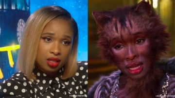 Jennifer Hudson Didn't Know What 'Cats' Was When She Was Cast