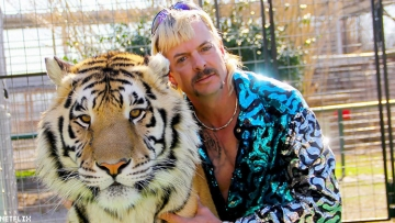 Joe Exotic from Netflix's Tiger King.