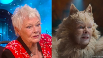 Judi Dench Says Her 'Cats' Character Is Trans
