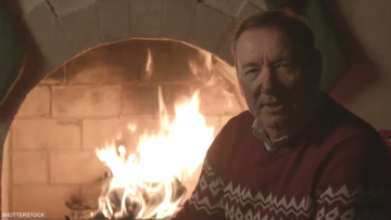 Ho Ho Hell No: Kevin Spacey Is Back With Bizarre Christmas Video