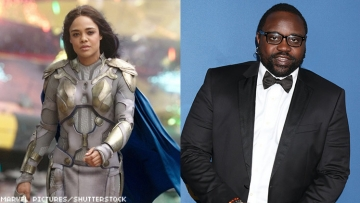 Tessa Thompson and Brian Tyree Henry