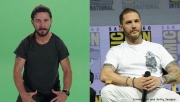 Shia and Tom