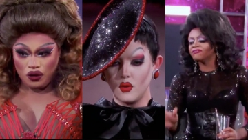 Brita, Aiden Zhane, and Heidi N Closet from Untucked