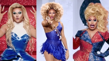Drag queens for the new season of Drag Race