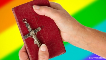Priest Denies Service to Lesbian Churchgoer Because She's Married