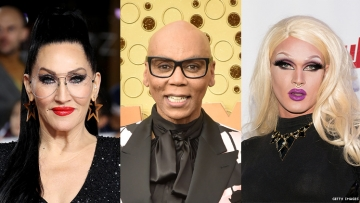 Michelle Visage Explains That Pearl/RuPaul Drama