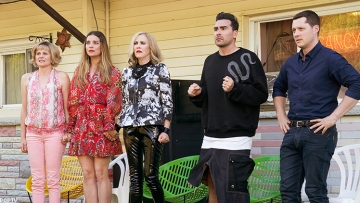 Schitt's Creek received the most GALECA Dorian TV Awards nominations for 2020 with seven, including for best TV comedy