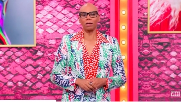 RuPaul Charles on Drag Race