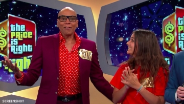 RuPaul on Price is Right