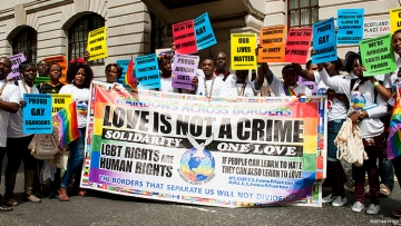 Uganda Police Arrest 120 People in Raid on LGBTQ+ Community Space
